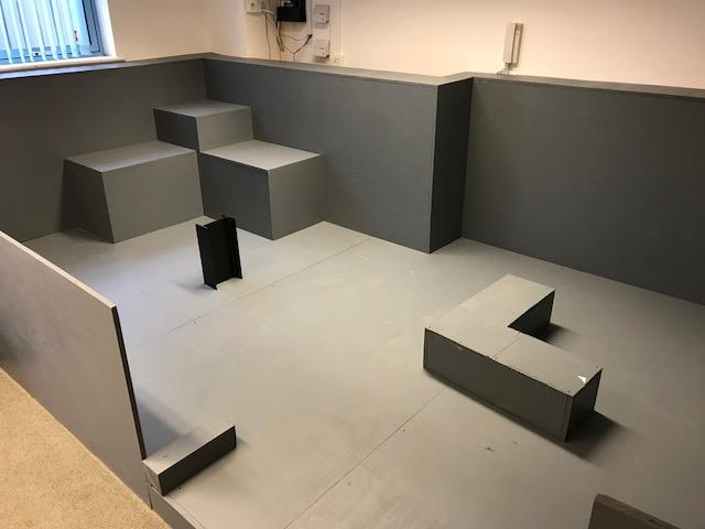New in-house training facility